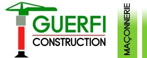 GUERFI Construction - Entreprise générale de batiment