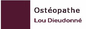 Lou DIEUDONNÉ Ostéopathe D.O