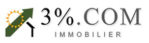 3%.COM Immobilier :Thierry HOSSANN