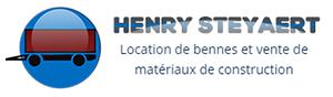 Henry Steyaert | Location de bennes et de matériaux dans les Yvelines