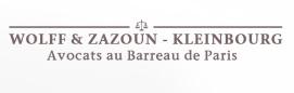 Cabinet d'Avocats Wolff & Zazoun-Kleinbourg