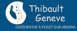 Ostéopathe Puget sur Argens - Thibault GENÈVE