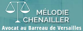 Avocat Mélodie Chenailler - Versailles